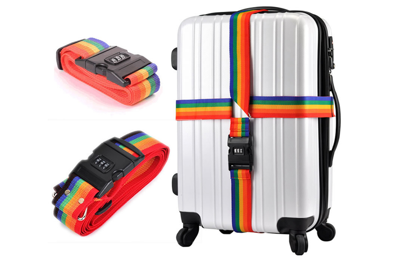 Travel accessories luggage straps for suitcase non slip superior ...
