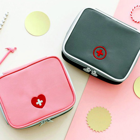 Portable Medication Lock Bag